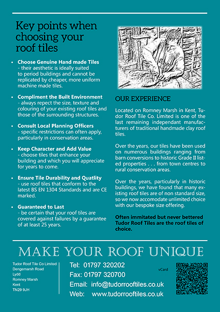 Tudor Roof Tile Product Guide 4