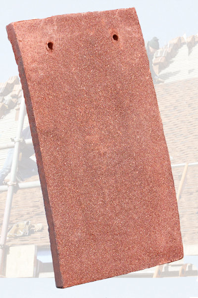 romney russet brown tiles photo