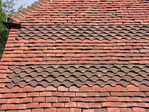 ornamental roof tiles
