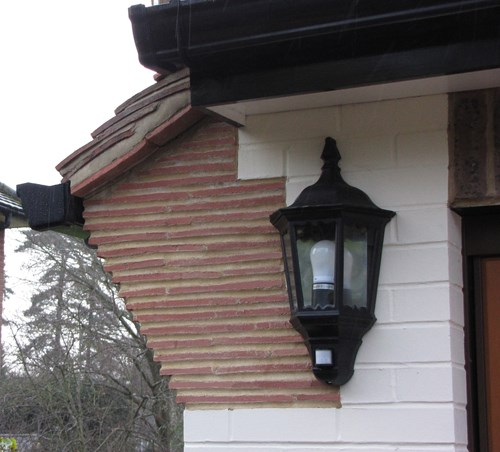 roof tiles add detail